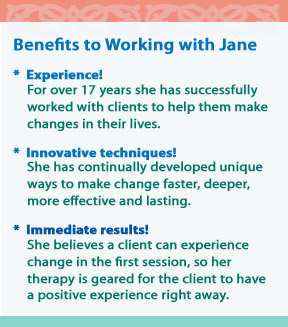 Jane Benefits