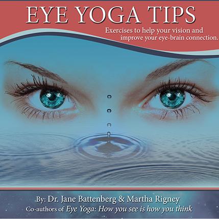 Eye Yoga Tips